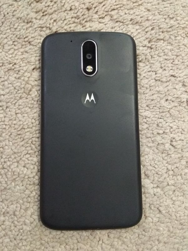 Moto G4 16 GB Factory Unlocked (Excellent Condition)