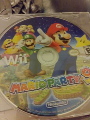 Nintendo Wii Mario Party 9 for Sale in Tacoma, WA