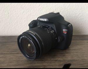 Canon EOS Rebel T5 camera for Sale in Whittier, CA
