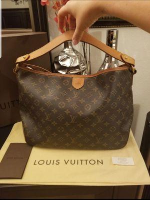 Louis vuitton Delightful MM bag LV womens purse 100% AUTHENTIC!! for Sale in La Mesa, CA