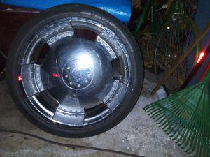 """24"""" Chrome Rims for Sale in North Miami Beach, FL"""