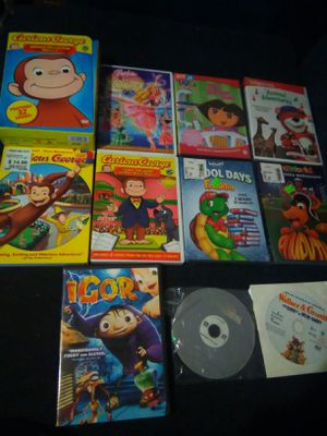 Kids DVDs for Sale in Tacoma, WA