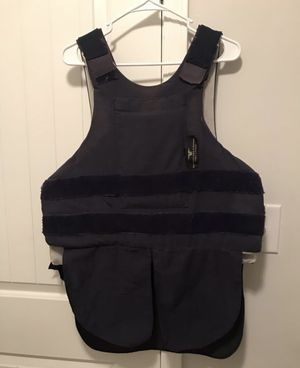 Soft armor Bullet proof vest with out steel plate for Sale in Lithonia, GA
