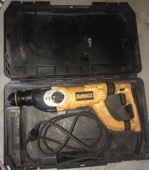 DeWalt Hammer drill with case. (best offer needs to go for Sale in Highland City, FL