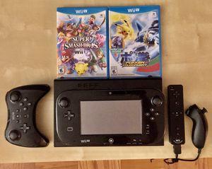 Nintendo Wii U for Sale in Ellicott City, MD