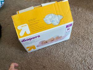 Newborn diapers for Sale in Tampa, FL