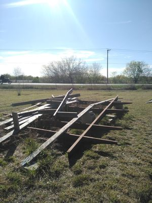 Free Salvage Steel for Sale in San Antonio, TX