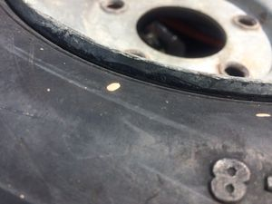 Trailer tire w Rim for Sale in Davie, FL