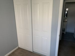 "White Sliding Closet Doors 96"" Tall for Sale in San Diego, CA"