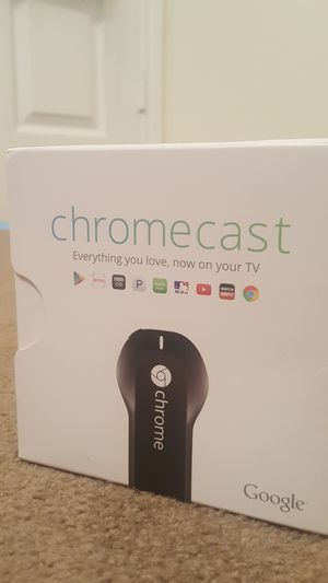 Chromecast for Sale in McKinney, TX