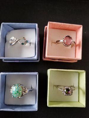 925 Silver Rings 9 for Sale in Mount Dora, FL