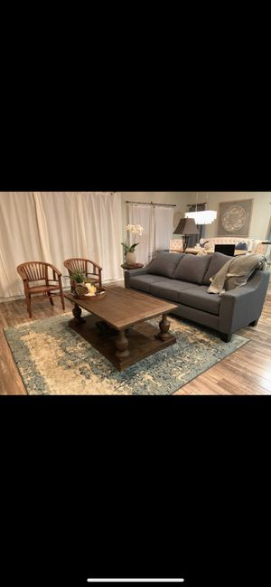 Wooden Rustic Coffee Table for Sale in Washington, DC