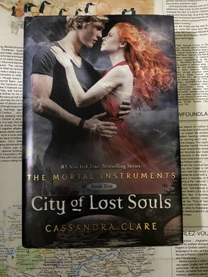 City of Lost Souls by Cassandra Clare Book Novel for Sale in Chula Vista, CA