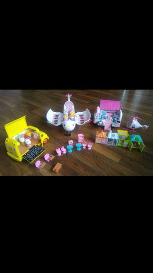 Hello Kitty Collection: School - Airport and Hospital Community Set for Sale in Fullerton, CA