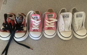 Converse shoes for toddlers for Sale in Elk Grove, CA