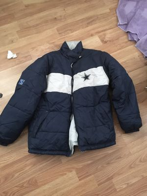 Cowboys Parka Jacket XL for Sale in Peoria, IL