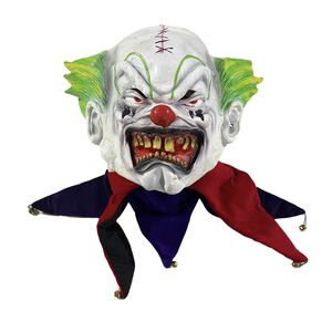 Evil Clown Halloween Mask for Sale in Parkville, MO