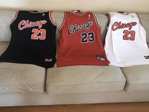 Selling three Brand New Nike Jerseys Size XL for $70 each for Sale in San Jose, CA