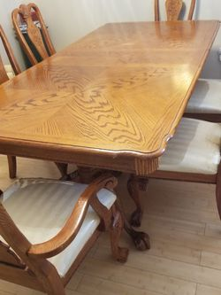 Dining Set With China for Sale in SeaTac,  WA