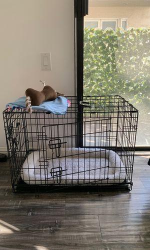 30 inch dog crate for Sale in Santa Monica, CA