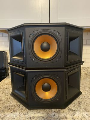 Klipsch RS-3 Surround Sound speakers for Sale in Peabody, MA