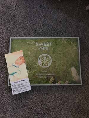 KPOP B1A4 - Sweet Girl EP with Sandeul Photocard for Sale in Goode, VA
