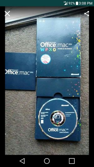 Microsoft Office: MAC. Home & Business for Sale in Nashville, TN