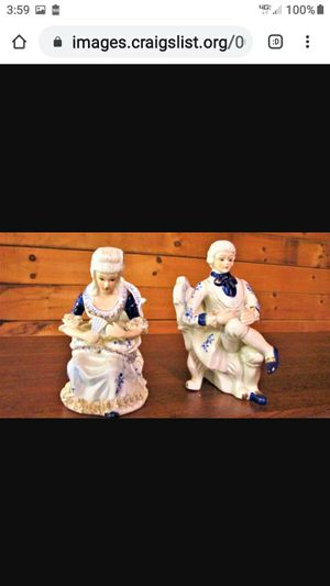 8 PIECE LOT OF VINTAGE COLONIAL PORCELAIN for Sale in Lynchburg, VA