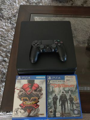 PS4 slim console ! for Sale in City of Industry, CA