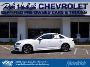 2017 Audi A4 for Sale in Norfolk, VA