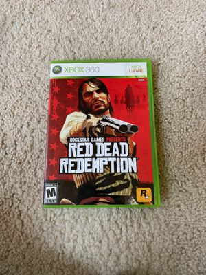 Red dead redemption for Sale in Plainfield, IL