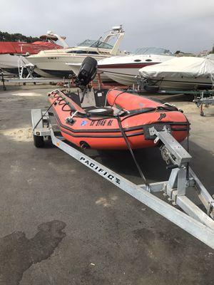 Inflatable Mercury Boat for Sale in Laguna Beach, CA