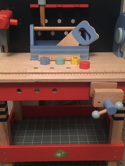 Kids Wooden Tool Bench for Sale in Seattle,  WA