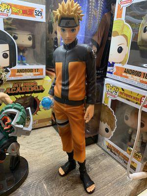 Naruto grandista figure for Sale in Kingsburg, CA