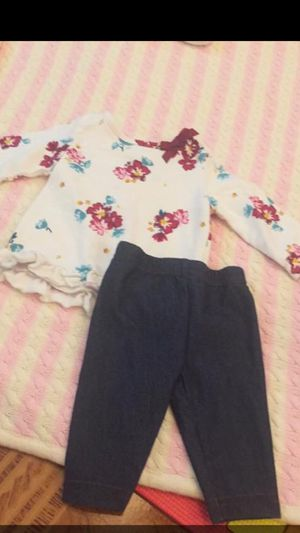 Baby girl outfit for Sale in Jena, LA