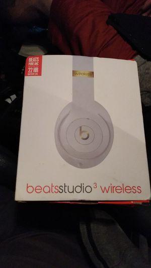 brand new Beats by Dre studio 3 wireless headphones for Sale in Seattle, WA