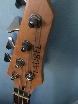 Bass guitar need gone ASAP for Sale in Tampa, FL