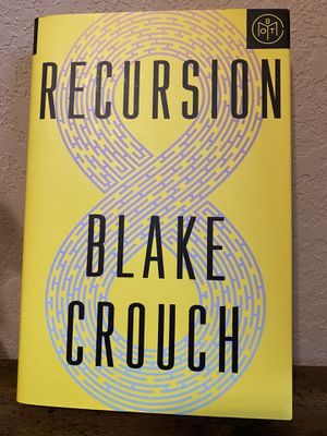BOTM Recursion by Blake Crouch for Sale in San Antonio, TX