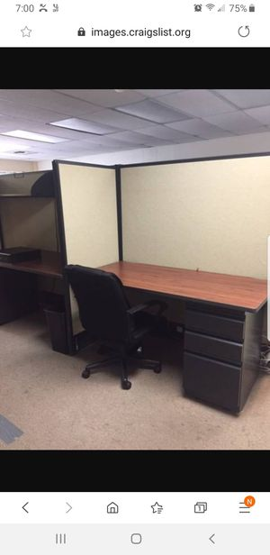 Office cubicle work stations for Sale in Auburn, WA