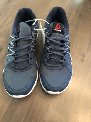 Men's Reebok Yourflex navy/white shoes. Sz 9.5. NWT for Sale in Bethel Park, PA