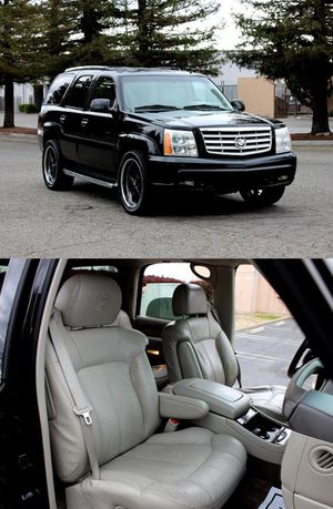 2002 Cadillac Escalade Price $800 for Sale in CORP CHRISTI, TX