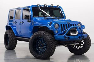 2015 Jeep Wrangler Unlimited for Sale in Coal City, IL