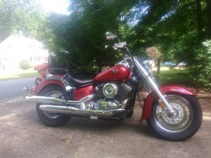 2007 Yamaha VStar 650 only 1,500 miles for Sale in Midlothian, VA
