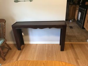 Sofa Table for Sale in Masontown, PA