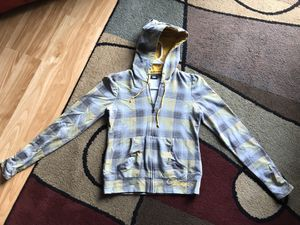Ladies VANS Hoodie Zip Up Jacket - Size L for Sale in Raleigh, NC