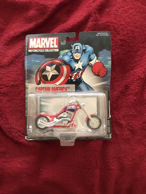 Captain America motorcycle for Sale in Hilliard, OH