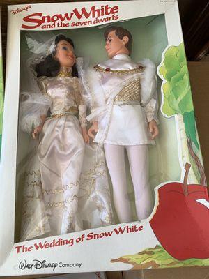 Disney Snow White collection for Sale in Salt Lake City, UT