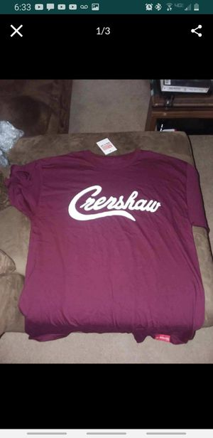 Marathon clothing shirts size :Large for Sale in Philadelphia, PA