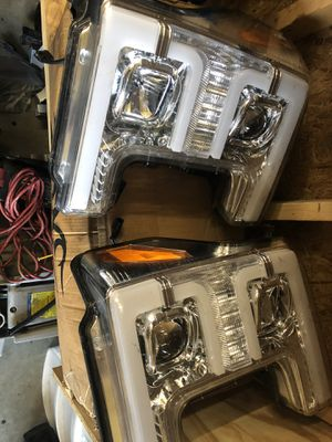 Spyder LED Headlights Ford F-250/350 for Sale in Austin, TX
