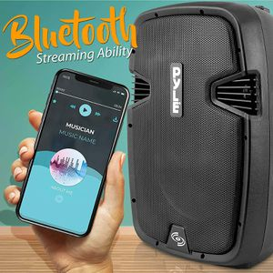 Portable Bluetooth PA Speaker System -1000W Rechargeable Outdoor Bluetooth Speaker Portable PA System for Sale in The Bronx, NY